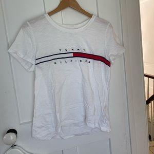 Tommy Hilfiger White T-shirt